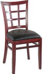 alston Paddleback bar stool