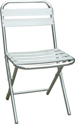 Alston Folding Aluminum Chair