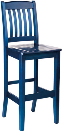 Upholstered Bar Stool by Cambridge