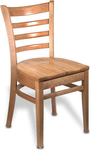All Wood Chair by Cambridge