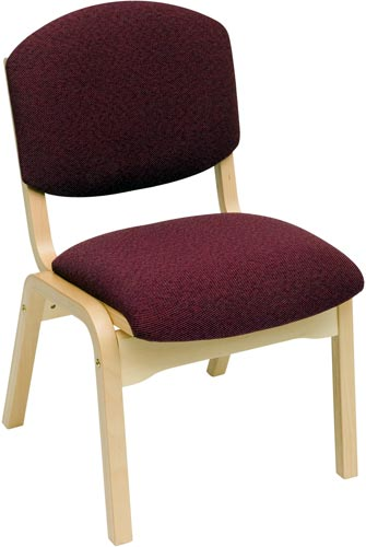 Upholstered Campus 4 Chair