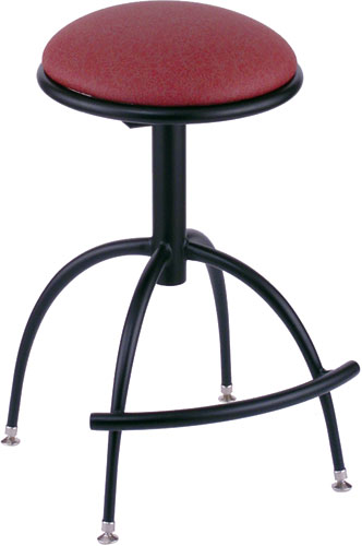 Holland Jetson Retro Bar Stool with Vinyl Seat