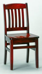 RE-417 Wood Chair