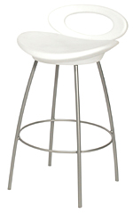 TC-KST2026, Solo Stationary Bar Stool by Trica