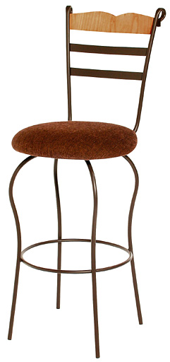 TC-KST2032, Vincent Swivel Bar Stool by Trica