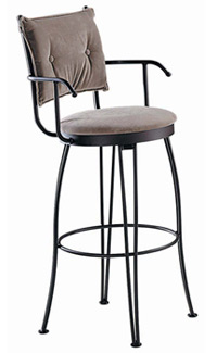 Bill II Swivel Bar Stools