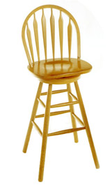 Windsor Back Bar Stool Usa