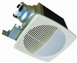 AUPU 90 cfm Bathroom ceiling ventilation fan / light combination