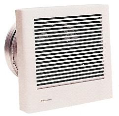 Panasonic 70 CFM Whisper wall mounted bathroom fan