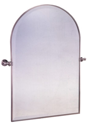 Arched Top Mirror by Afina