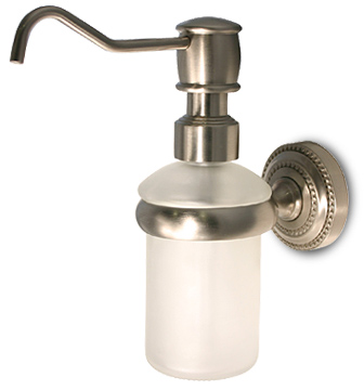 Wall mounted soap dispenser-Dottingham by Allied Brass