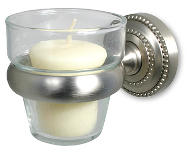 Wall mounted candle holder- Dottingham by Allied Brass