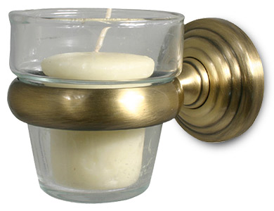 Wall mounted candle holder- Waverly Place by Allied Brass