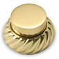 PB- polished brass