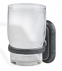 Alno Aspen Series - Tumbler holder with Tumbler