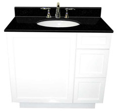 Distinctive Solutions Vanity Top