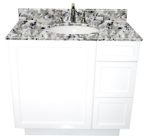 Distinctive Solutions Rosa Beta Bathroom Vanity Top