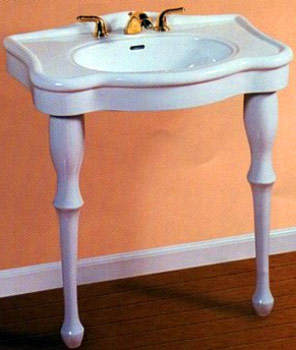31-inch Roma Collection Ceramic Console