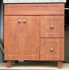 "36"" Autumn Cherry Vanity (2 Drawers)"