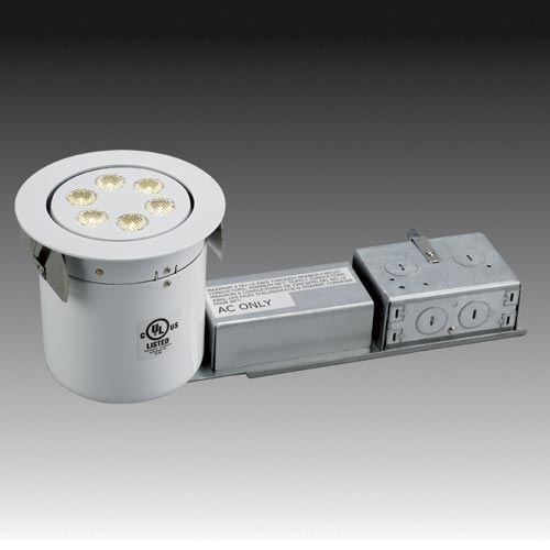 Hera Can-Led Ceiling Spotlights