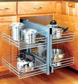 Cabinet Door Organizers Kitchen
