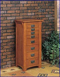 Powell - Jewelry Armoire