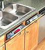 Sink Front Trays