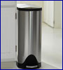 free-standing trash cans: by brabantia, hafele and polder