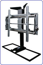 Motorized Plasma Television Lift by KV Real Solutions