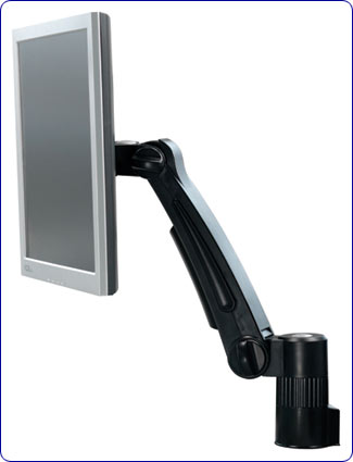 Flat Screen Monitor Arm by KV Idea@Work