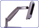 monitor arms & suspension systems