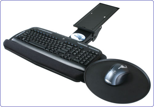 Value Keyboard Tray by KV Idea@Work