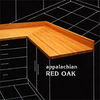 John Boos Red Oak Island Tops, 60W x 38D, Oil Finish at Sears.com