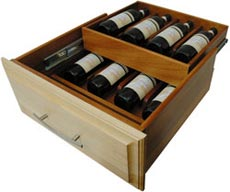 Wine Drawer by CCF