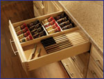 Spice & Knife Drawer