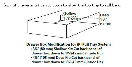 Drawer Organizers Rev A Shelf 2 Tier Insert Cutlery