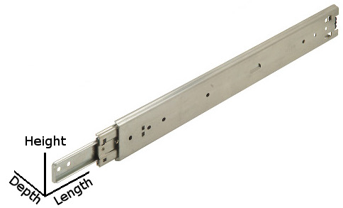 duty drawerslides com drawer drawers sliders heavy slides