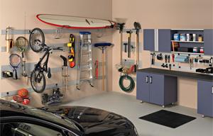 Garage Organization By Hafele