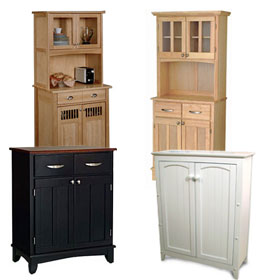 Cupboards Hutches