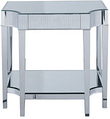 Cinema Side Table by Danbury Imports