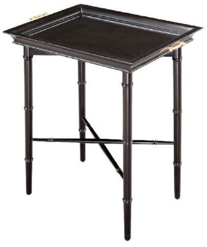 Piccadilly Serving Tray Table by Danbury Imports