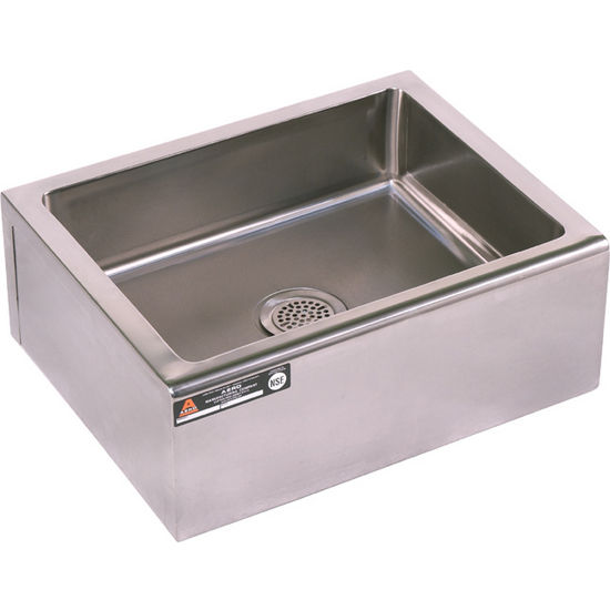 Corner Mop Sink : ... Mop Sinks http://www.kitchensource.com/kitchen-sinks/ae-xmp.htm