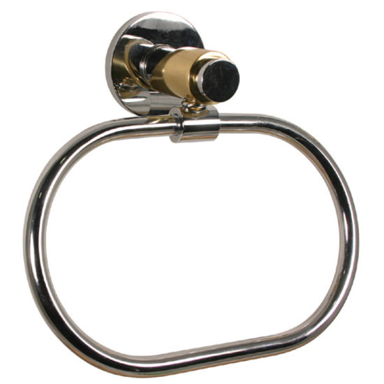 Towel Ring by Allied Brass