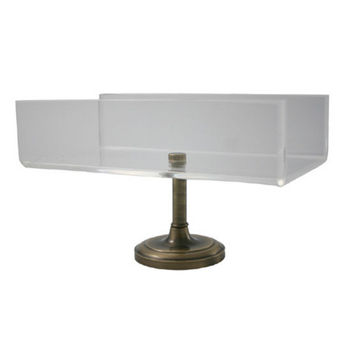 Allied Brass Guest Collection Lucite Towel Holder