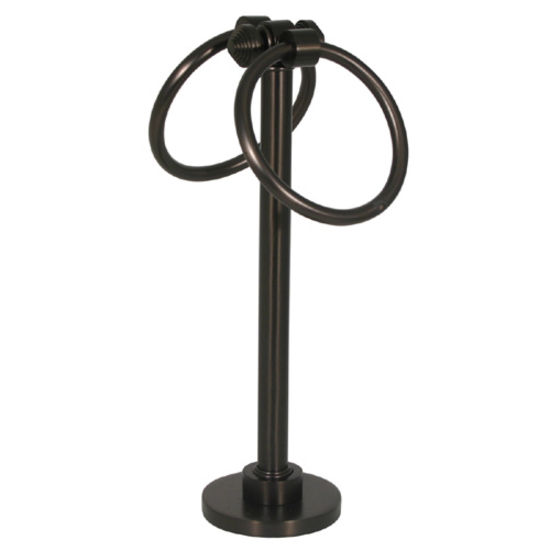 Southbeach 2 Ring Guest Towel Holder by Allied Brass