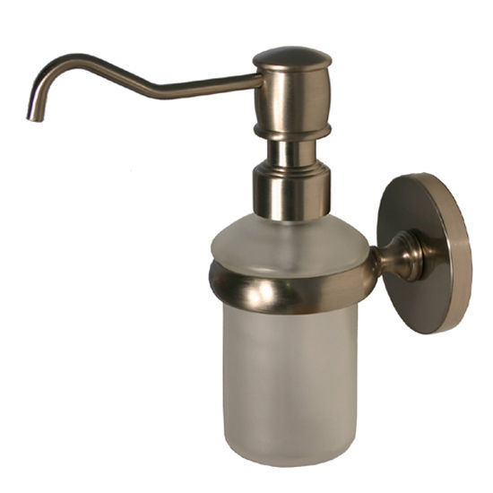 Allied Brass Prestige Skyline Collection Wall Mounted Soap Dispenser