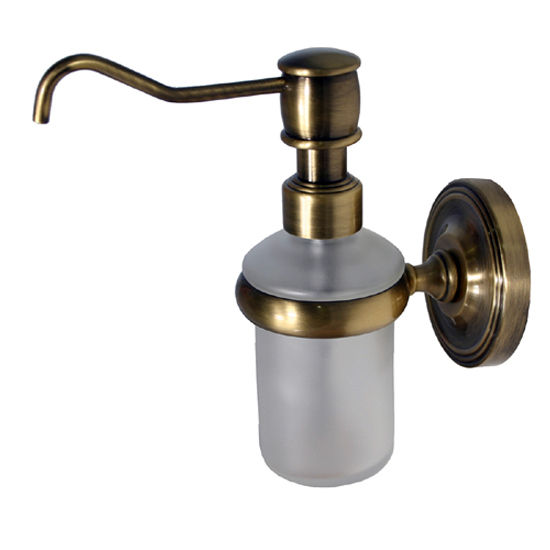 Prestige Regal Wall Mounted Soap Dispenser by Allied Brass