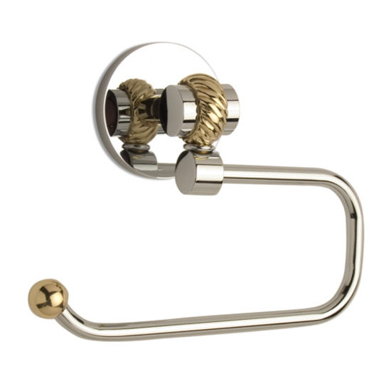 Satellite Orbit Euro Tissue Holder by Allied Brass