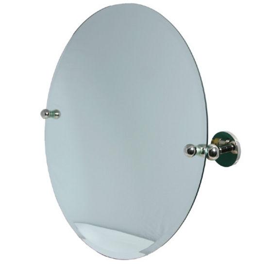 Bathroom Mirrors Astor Place Round Tilt Mirror By Allied Brass