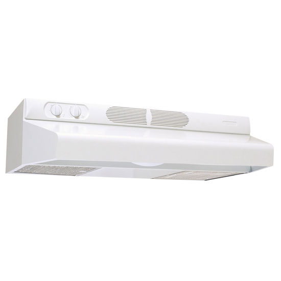 Energy Star Deluxe Quiet Under Cabinet Mount Range Hoods By Air King